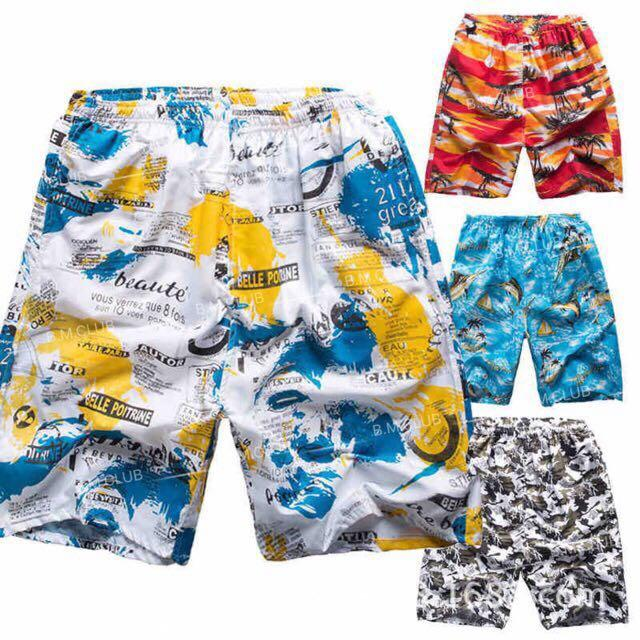 Bestseller Assorted Design Summer Shorts For Men By Do Not Tag.