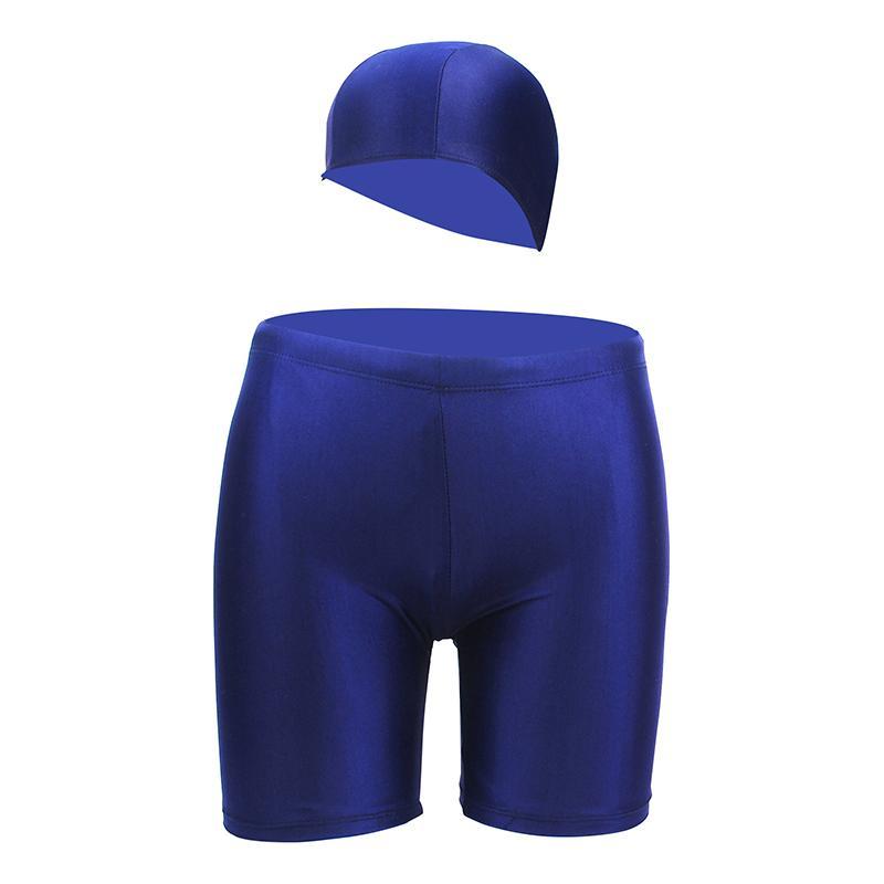 Celana renang anak-anak anak laki-laki petinju air panas Celana selutut bayi Kartun