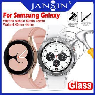 Phim dán kính cường lực cho Samsung Galaxy Watch 4 Kính cường lực 42mm 46mm cổ điển cho Samsung Watch4 Phim bảo vệ màn hình 40mm 44mm thumbnail