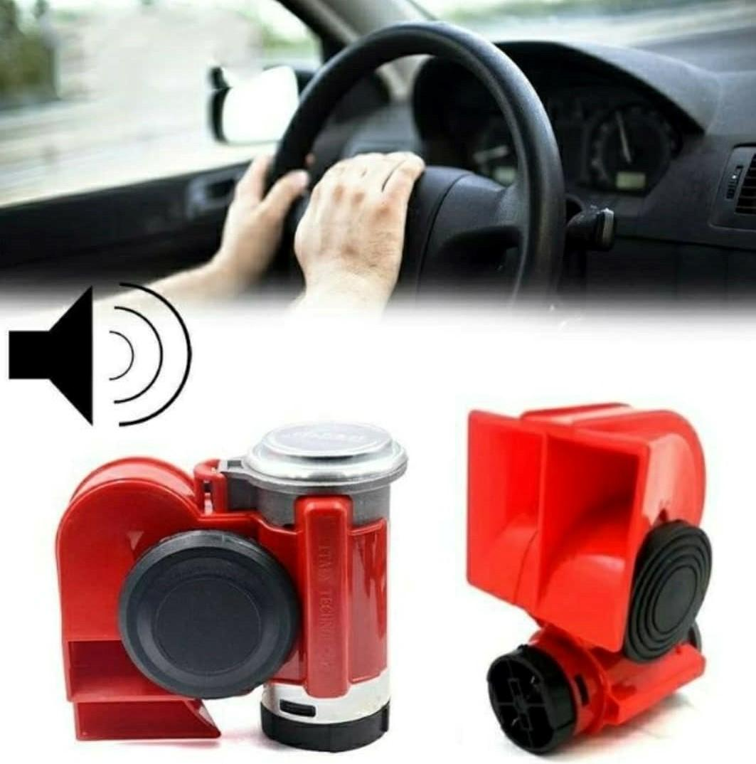 Universal Car Motorcycle 12V Snail Compact Air Horn