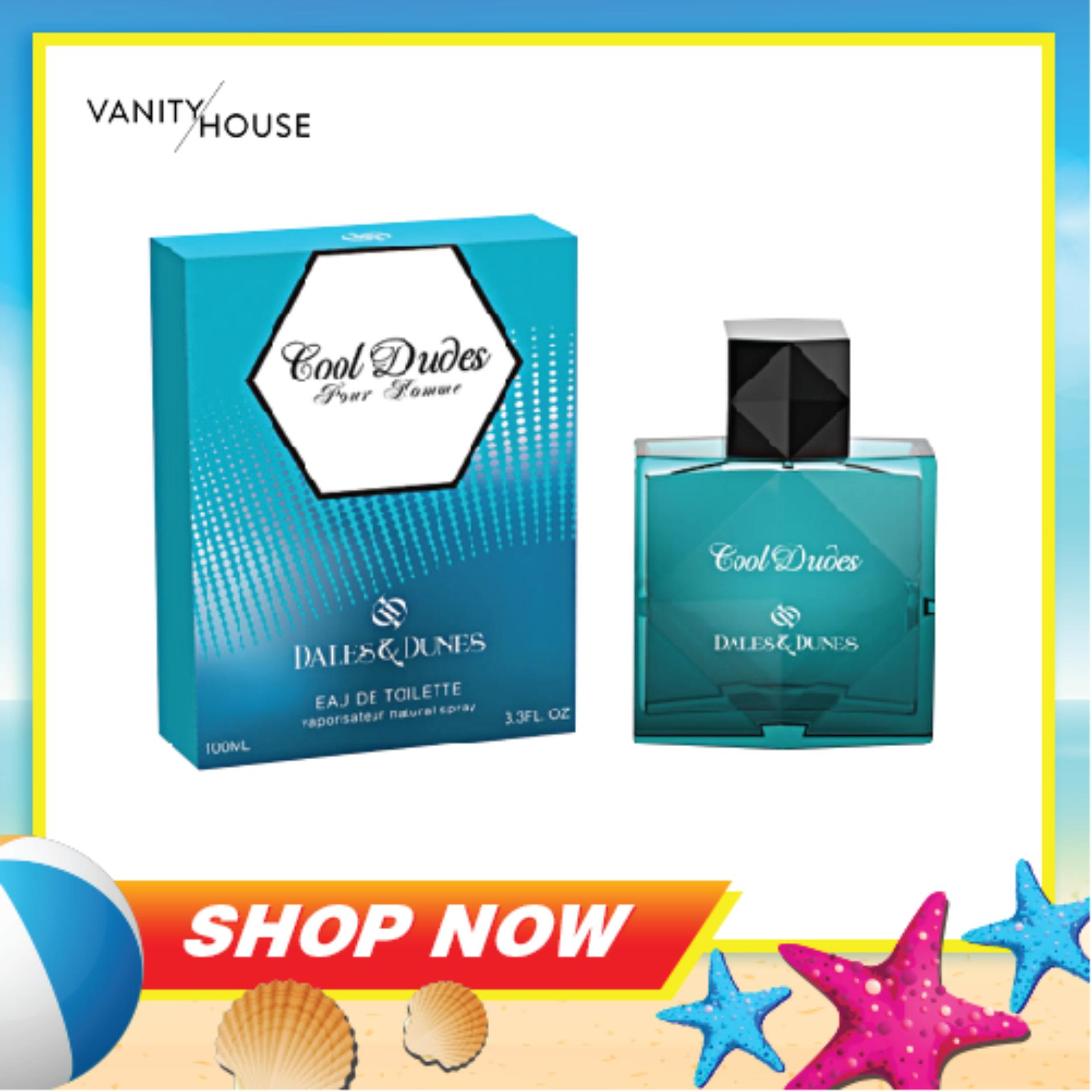 6550aa6a Dales & Dunes Cool Dude Pour Homme Inspired by DavidOff Cool Water 100ML  EDT DAD-
