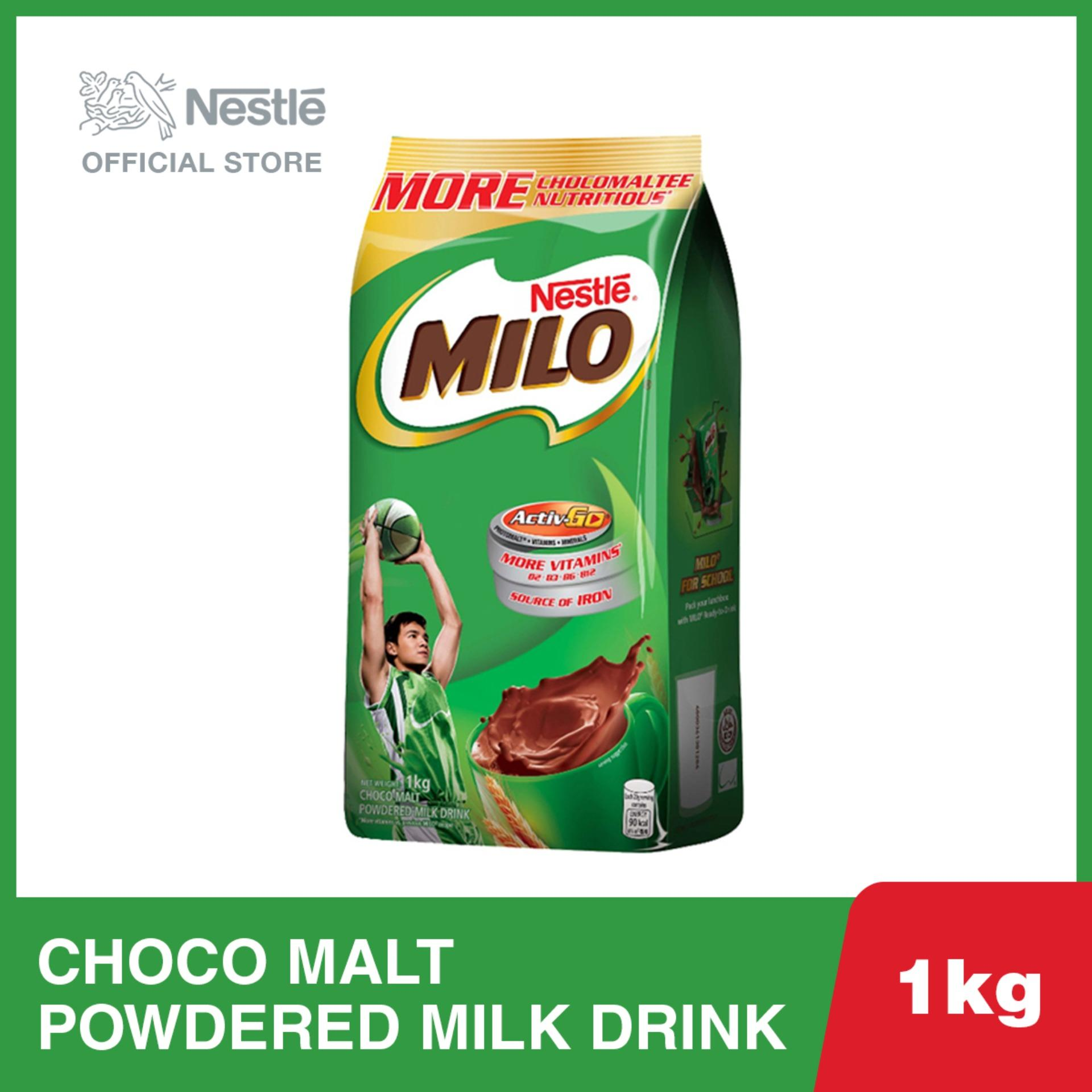 Milo Activ-Go Champion 1kg By Nestle Official Store.