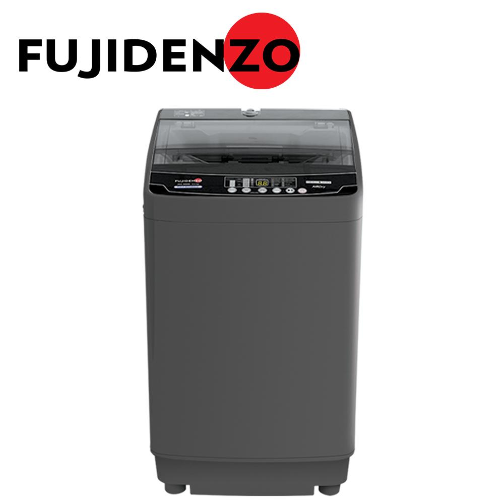 Fujidenzo JWA-6500 VT Fully Auto Washer 6 5 Kg  (Titanium Gray)