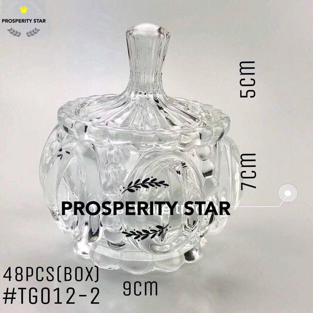 Amazing Ps Star Home Decoration Glass Candy Jar Interior Design Ideas Clesiryabchikinfo
