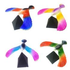 QB Balance Eagle Bird Toy Magic Maintain Balance Fun Learning Gag Toy for Kid Gift