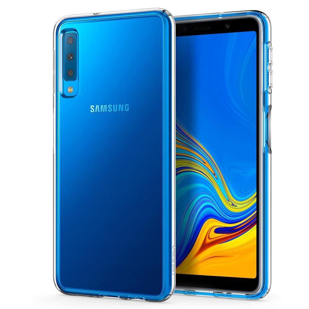 Spigen Spigen Galaxy A7 (2018) Case Liquid Crystal Clear