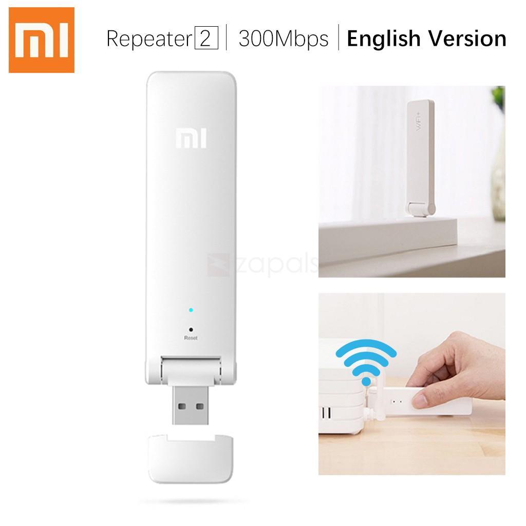 LUCKY HR XIAOMI Mi WiFi Repeater 2(white)