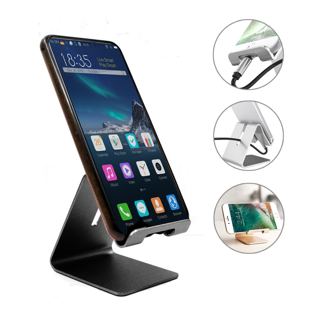 Universal Aluminum Mobile Mate Standee For Iphone Samsung Vivo Lg Oppo By Bavin Official Store.