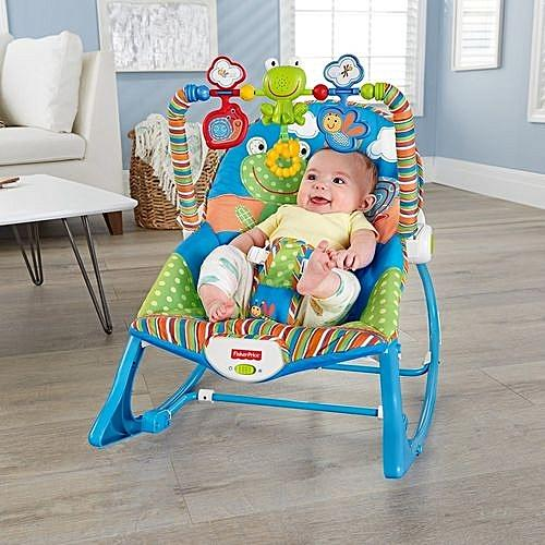 High Quality Toddler For Baby (fisher-Price) Infant-To-Toddler Rocker (blue) By Usje Trading.