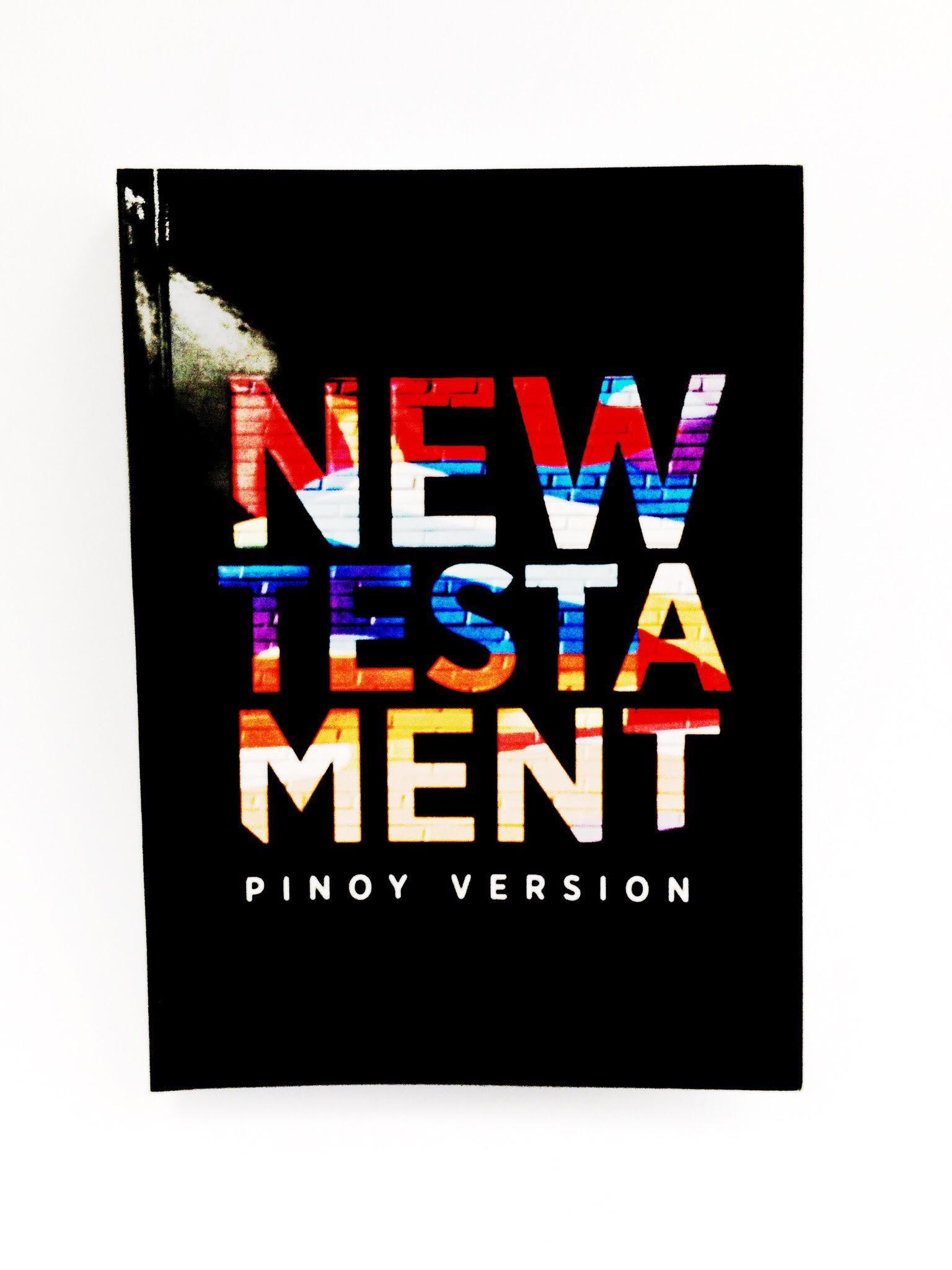 New Testament Pinoy Version