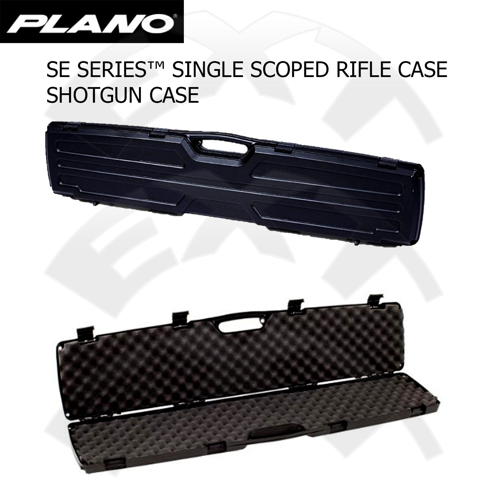Plano Case Rifle Case Tactical Case Protection Hard Case Foam Padded  Shotgun Case