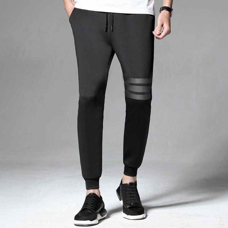 e373d057e7f3f7 Men s 2019 Korean Fashion Trend Casual Jogger Pants For Men  19801