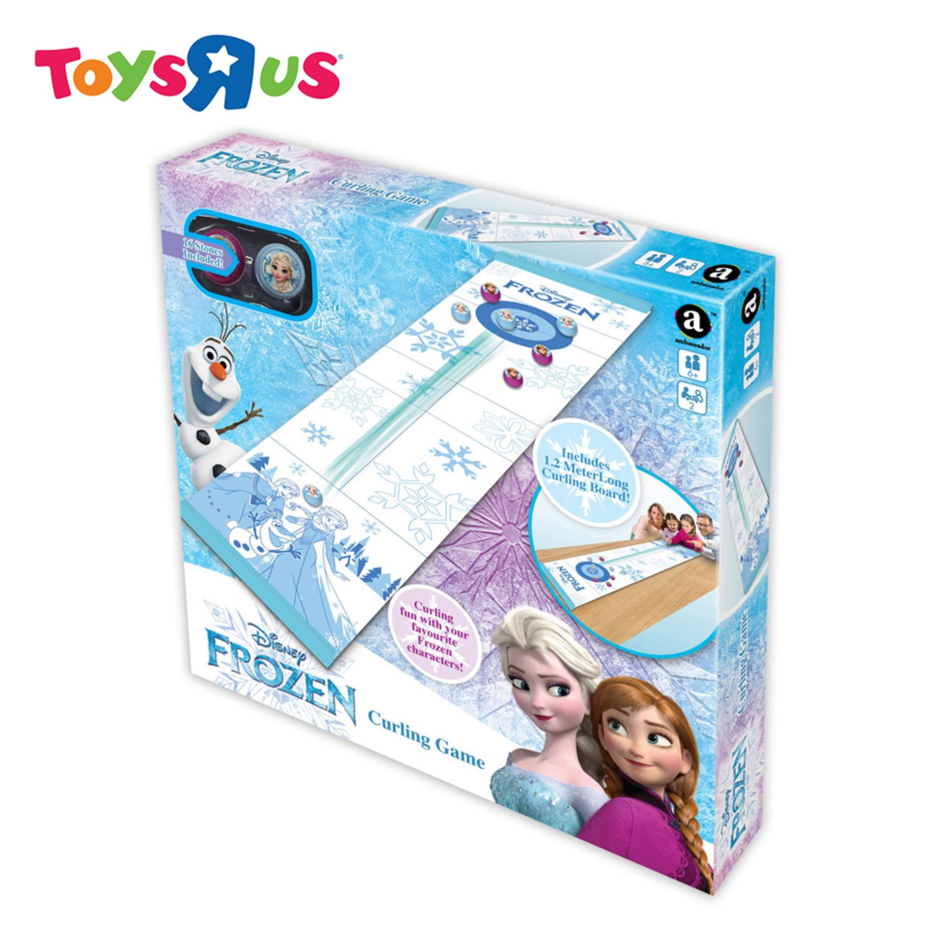 Disney Frozen Curling Game Buy Sell Online Mini Table Games With Cheap Price Lazada Ph