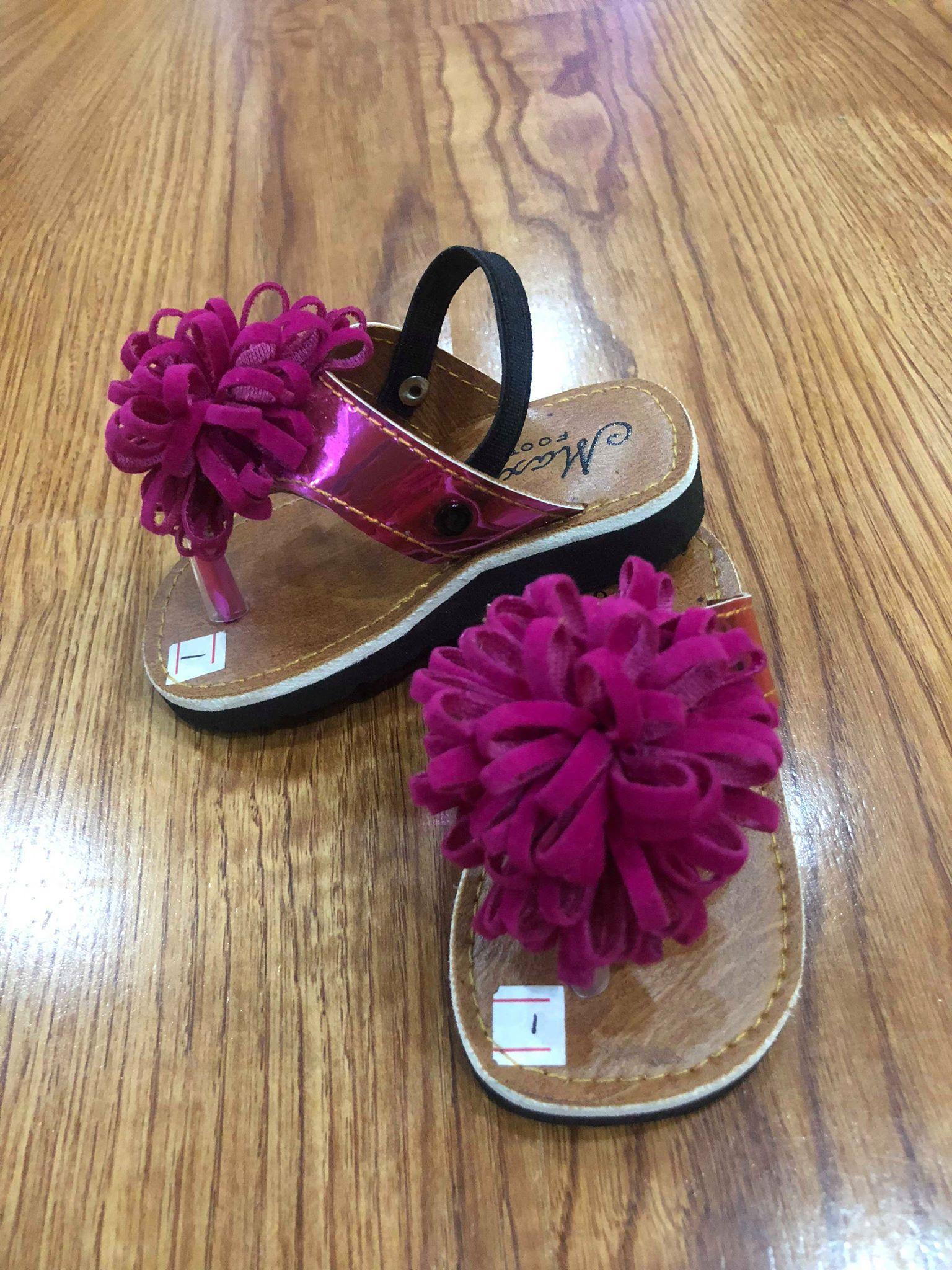 Baby Sandlas Faj4 (maxine Footwear) By Maxinefootwear.