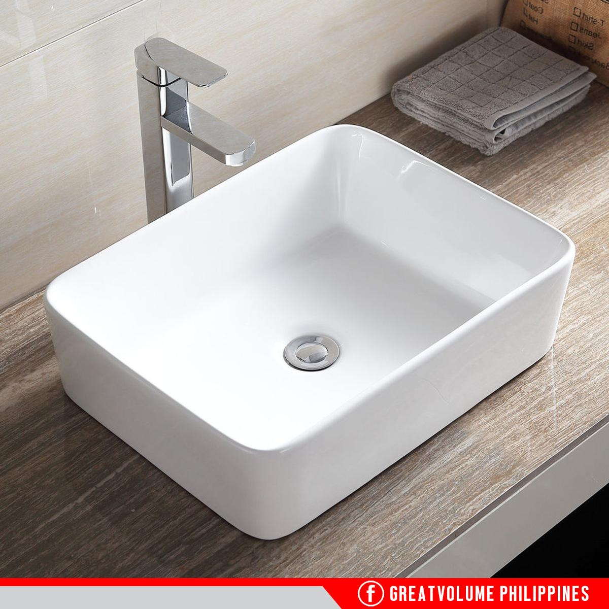 Gv 105a Counter Basin By Greatvolume Philippines.
