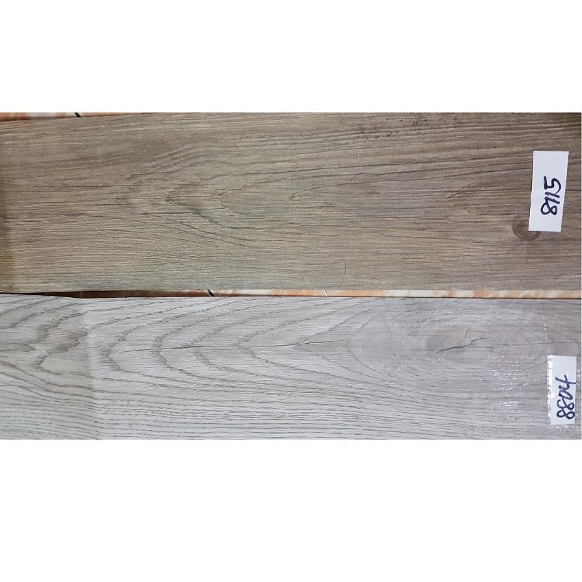 Uni Luxury Vinyl Planks Flooring 6x36inches 36pcs Textured Dim Oak 8115