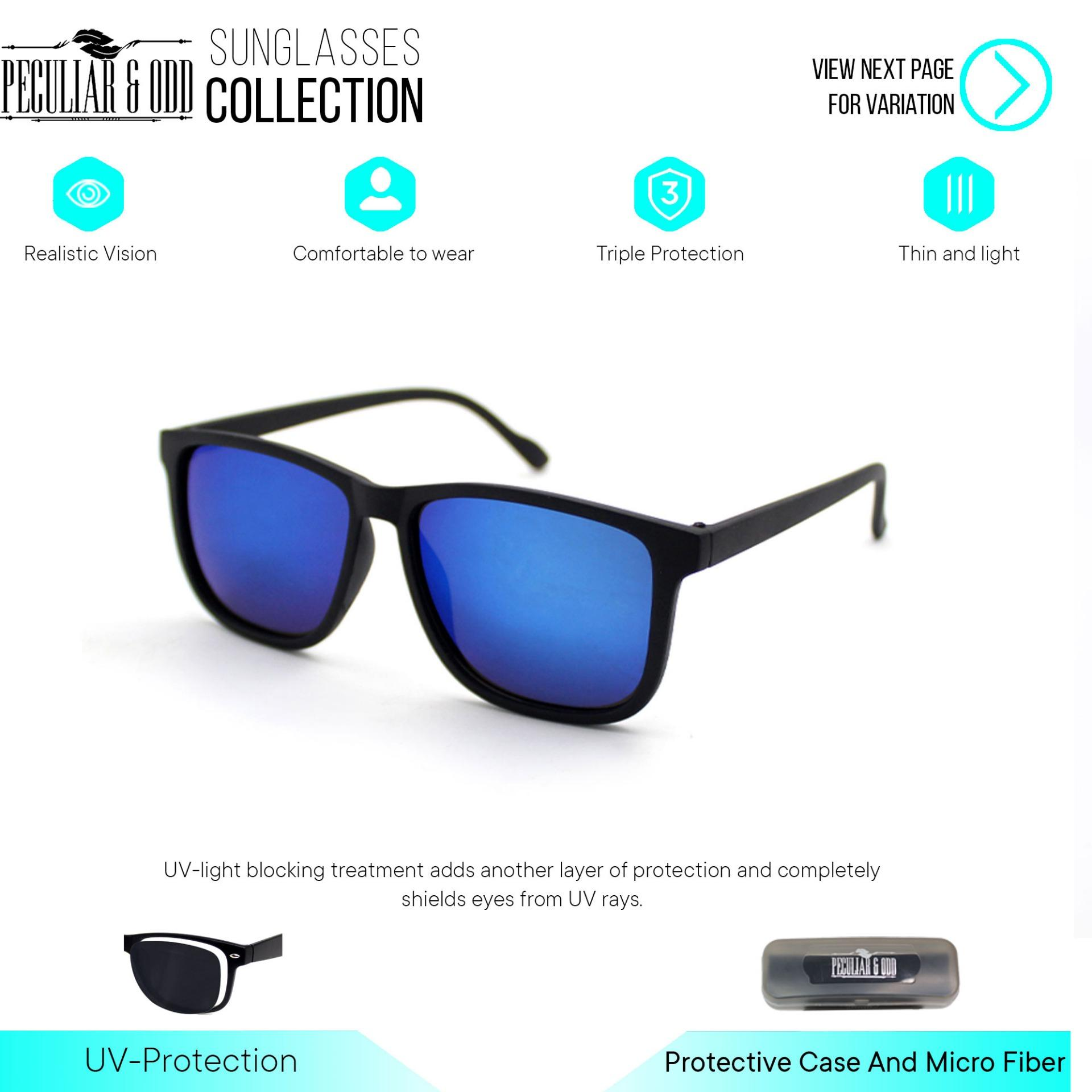 d907aa783 Sunglasses For Men for sale - Mens Sunglasses Online Deals & Prices in  Philippines | Lazada.com.ph