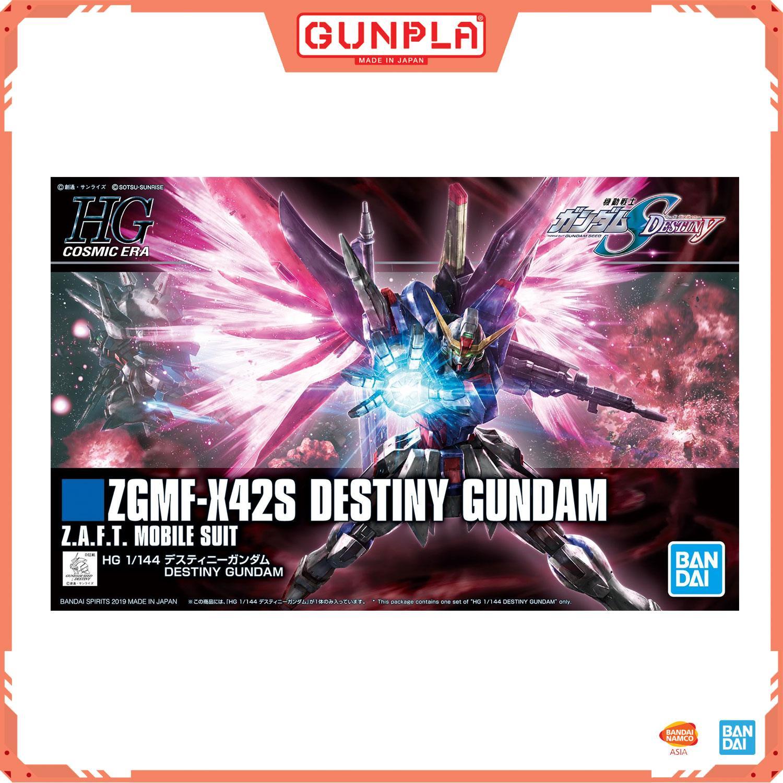 Gundam HG 1/144 ZGMF-X42S Destiny Gundam (GunPla)