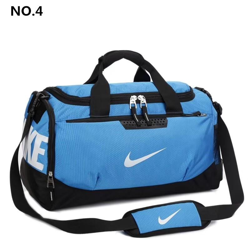 7a453e5691 Nike Duffel Sport Bag Large Capacity Travel Bag Sports Fitness Tote Bag
