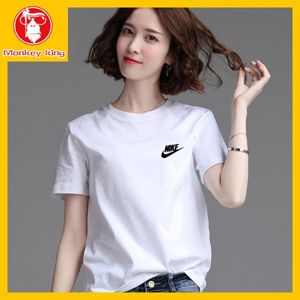66b267f73be  Monkey King Round neck T-shirt for Womens on sale Tees Tops Unisex