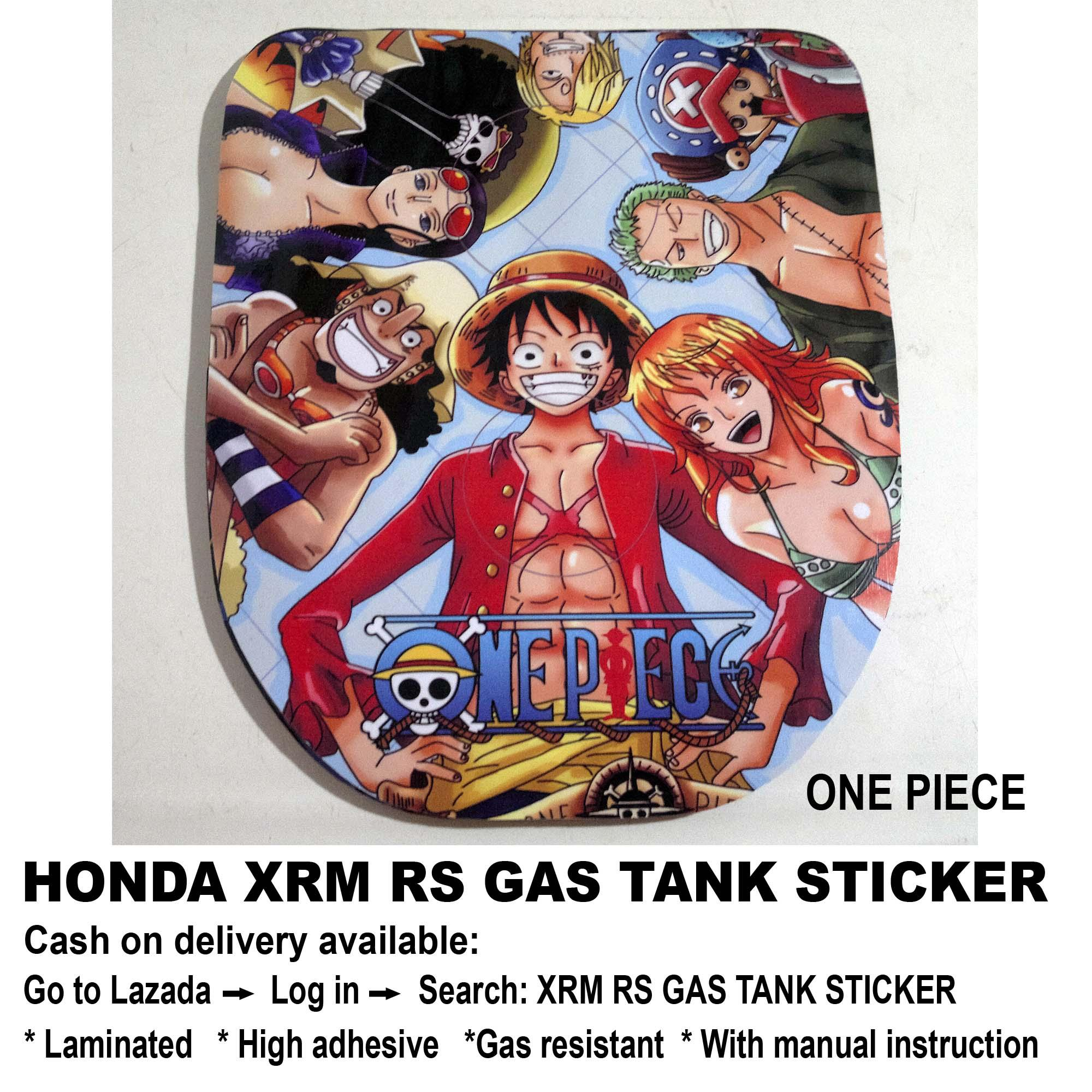 Xrm Rs Gas Tank Sticker (one Piece) By Ej Cycle Graphics.