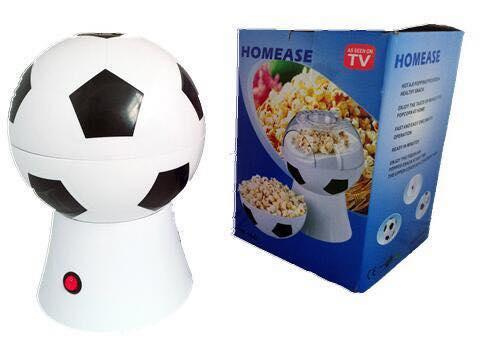 Soccer Popcorn Maker By Harvestblessed1.
