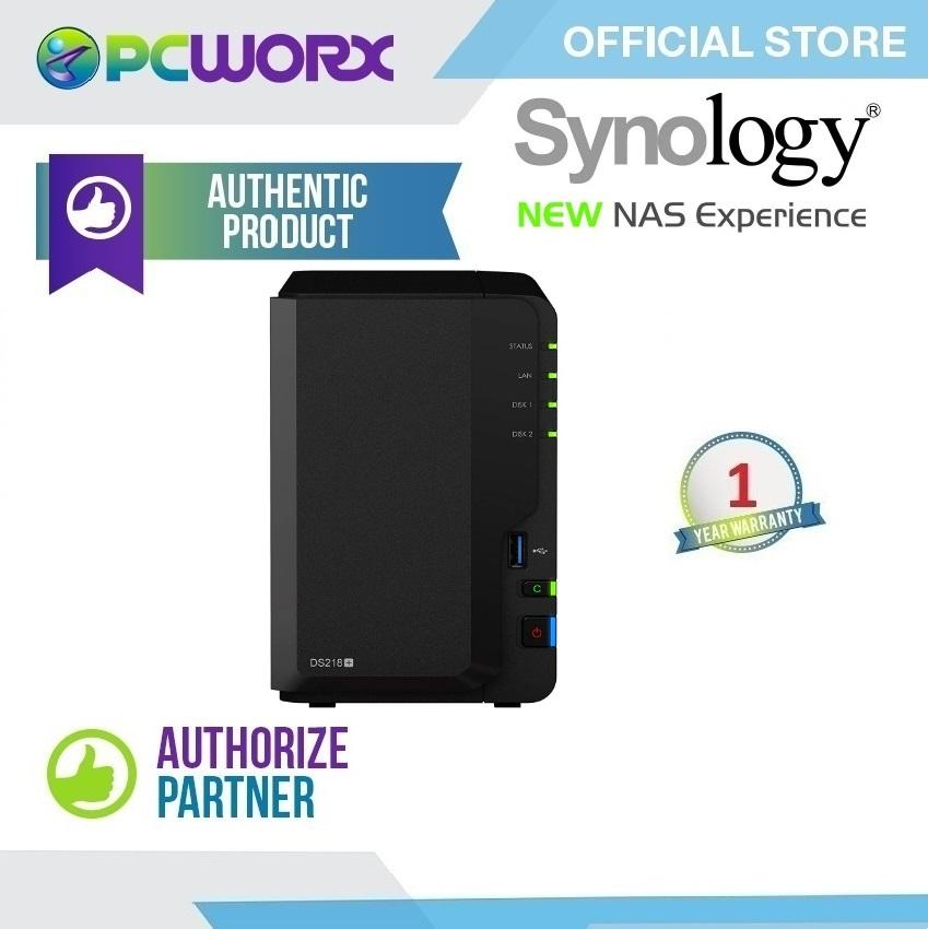 Synology DS218+ 2Bay NAS