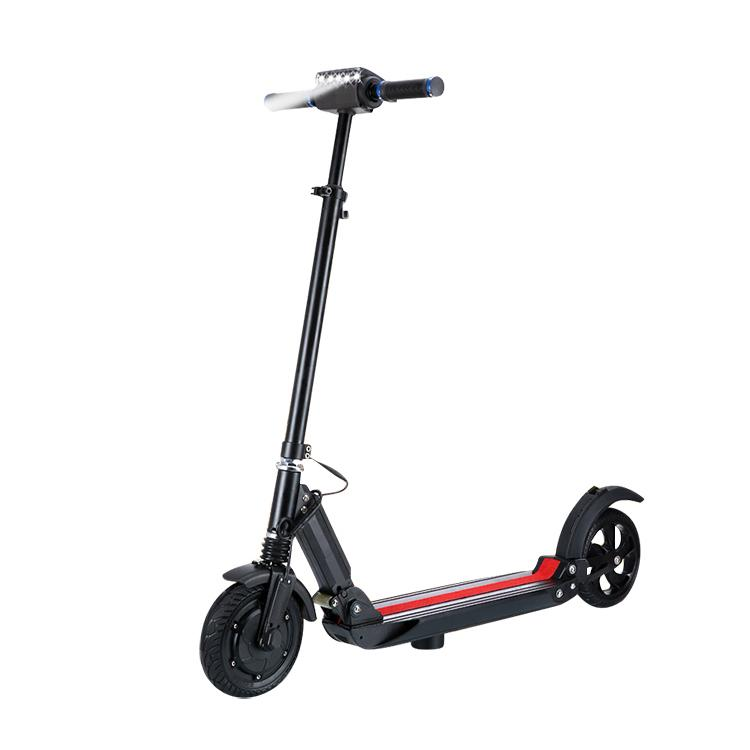Gogo Roam 2.0 Foldable Electric Scooter 7.8ah (black) By Gogo Ebikes.