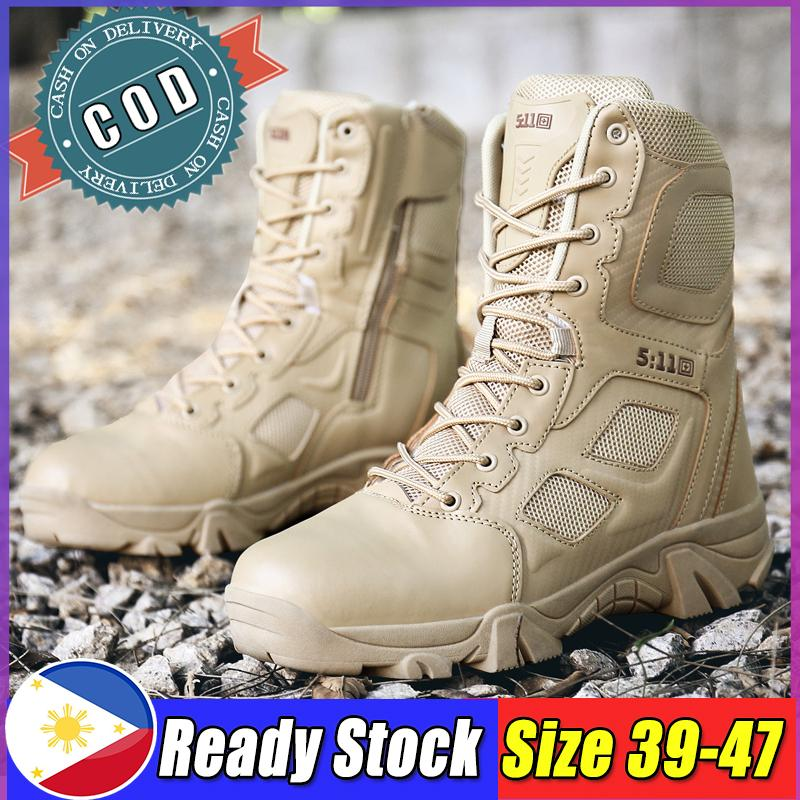 75196b34e53 Rubber Boots For Men Ankle Boots For Men Tactical Boots Hiking Boots  Anti-Slip Boots Fashion Boots Mountaineering Boots Large Size Boots Outdoor  ...