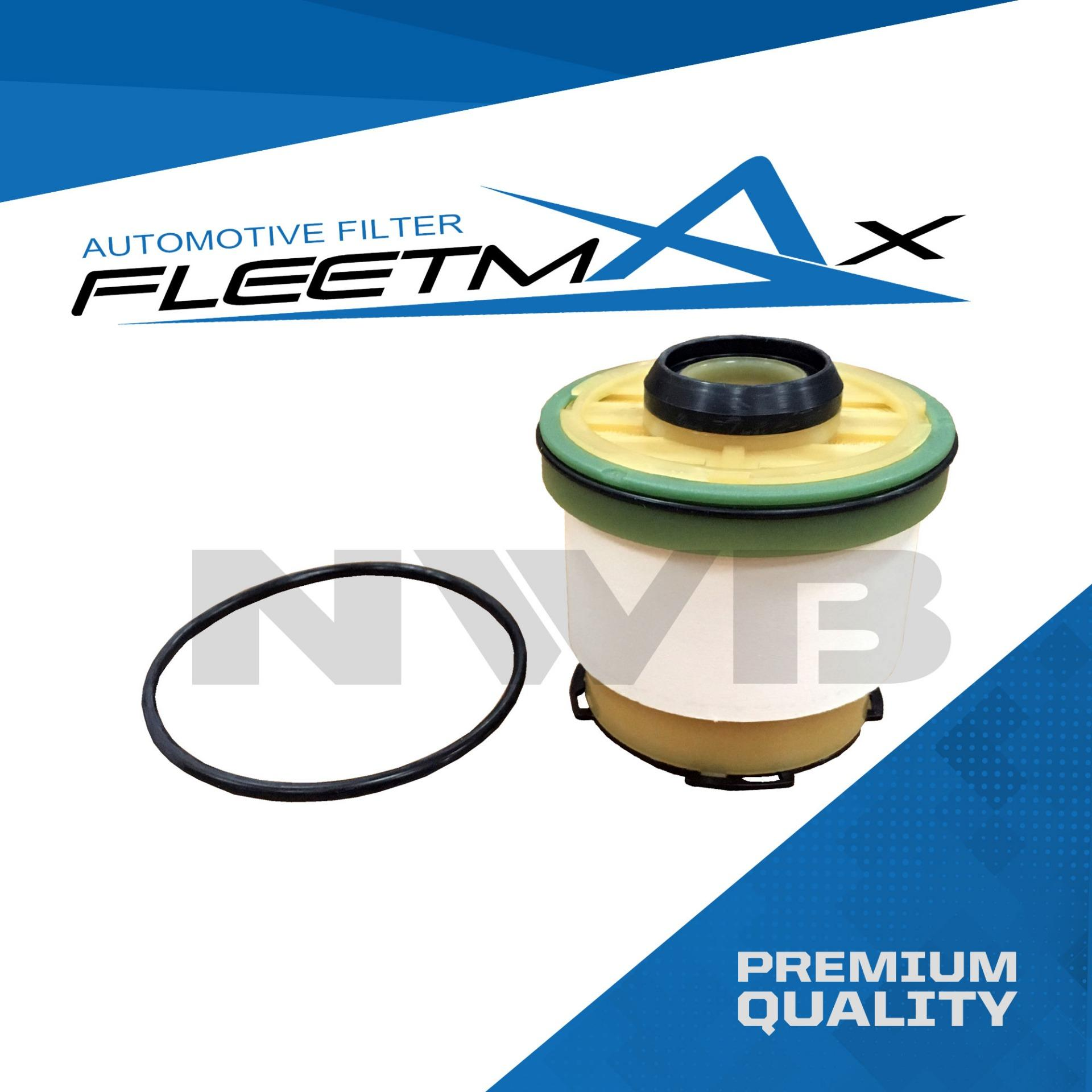 fleetmax fuel filter for ford ranger 2 2, 3 2 tdci diesel 2012-2019 and  everest