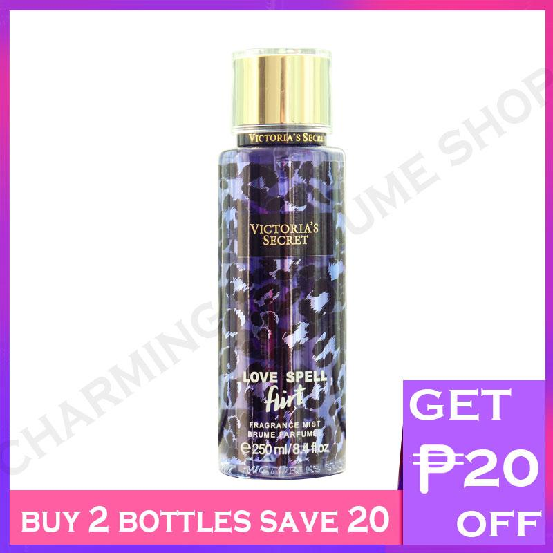 0b395cb051d Philippines. Charming Perfume Shop Victoria's Secret LOVE SPELL Flirt  Perfume 250ml new package
