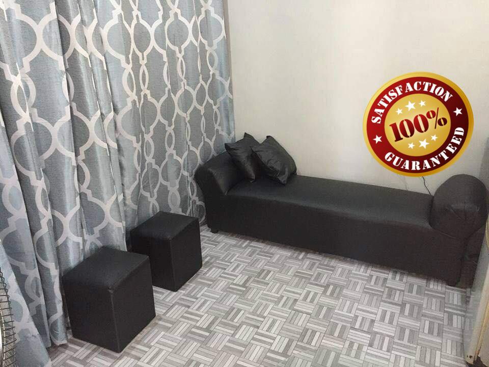 Murang Inflatable Sofa Lounge With Air Pump By Savemaxx
