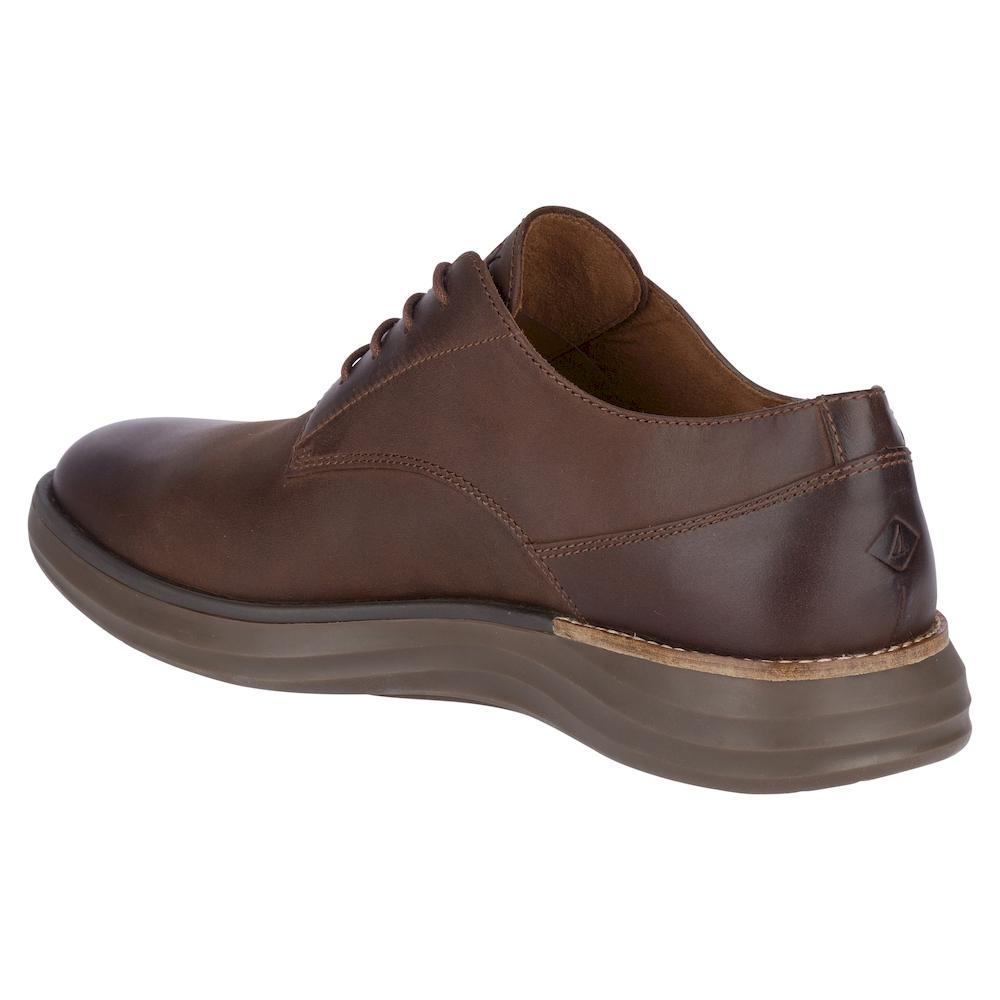 Sperry Shoes Men's Regatta Oxford BROWN