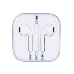 Earphone for iPhone (White)