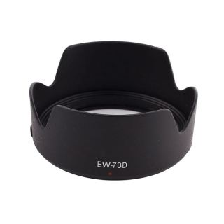 EW-73D Lens Hood Shade Protector Cover For Canon EF-S 18-135mm f 3.5-5.6 IS thumbnail