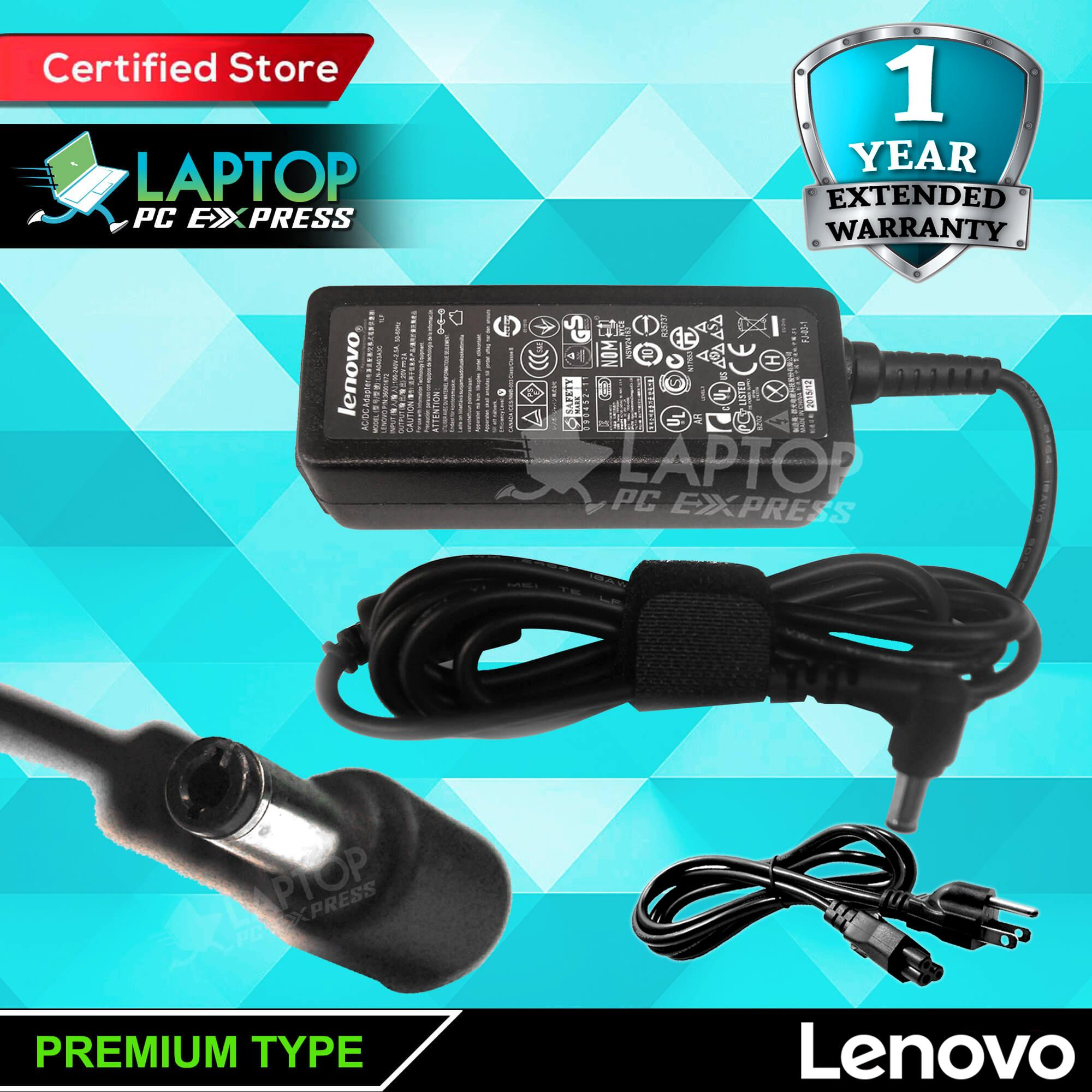 Lenovo Laptop Charger 20V 2A Lenovo IdeaPad S9 series Lenovo IdeaPad S10  series 55Y9361, 55Y9370, 36001648, 36001608, 36001606, 36001672, 36001653,