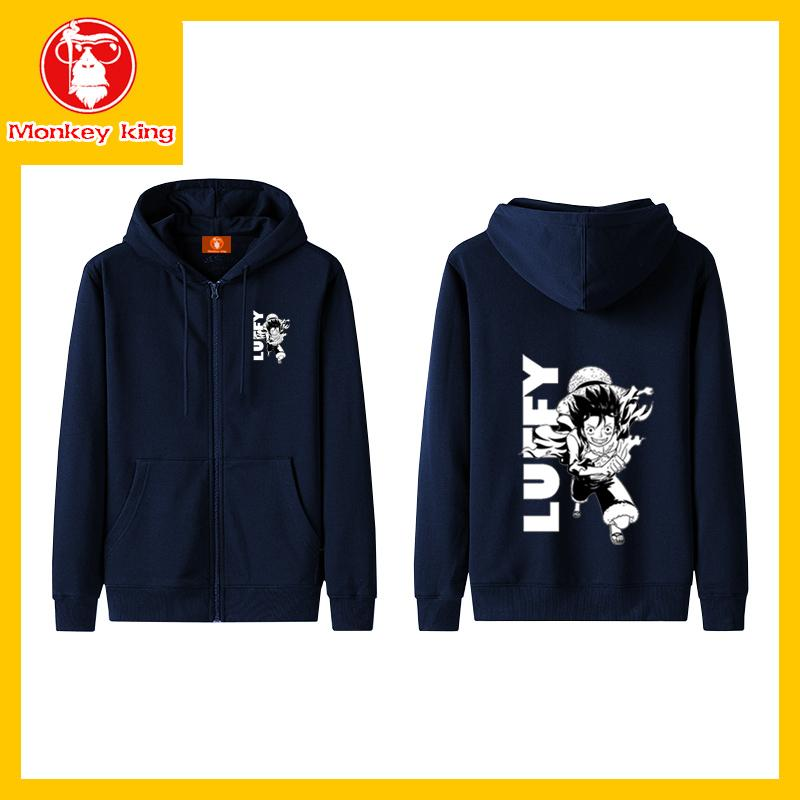 5a399a245 [Monkey King] Hoodie Jacket for Mens Unisex on sale With Hood Korean  Fashion Sports