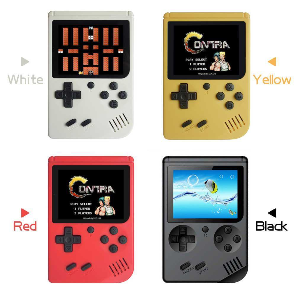 Portable Retro Game Boy Game Box Handheld Game Console 400games In 1 Gameboy Games In Tv Compatible By Eplus Electronics.