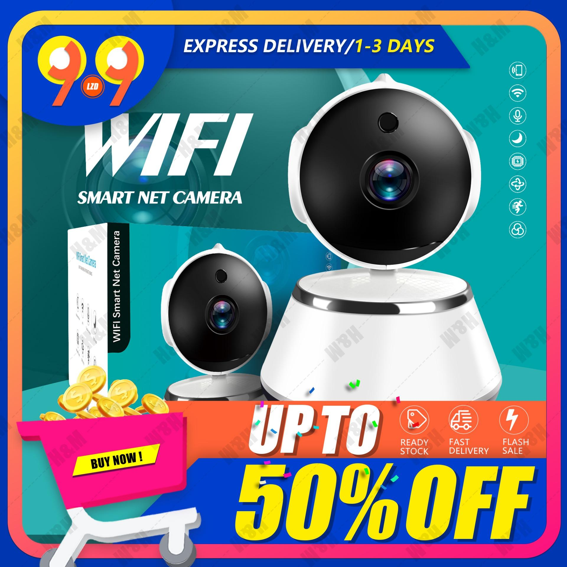 1080P IP CAM HD Wifi IP Security Camera Wireless CCTV Home Network Video  Surveillance Night Vision Smart Indoor Baby Monitor