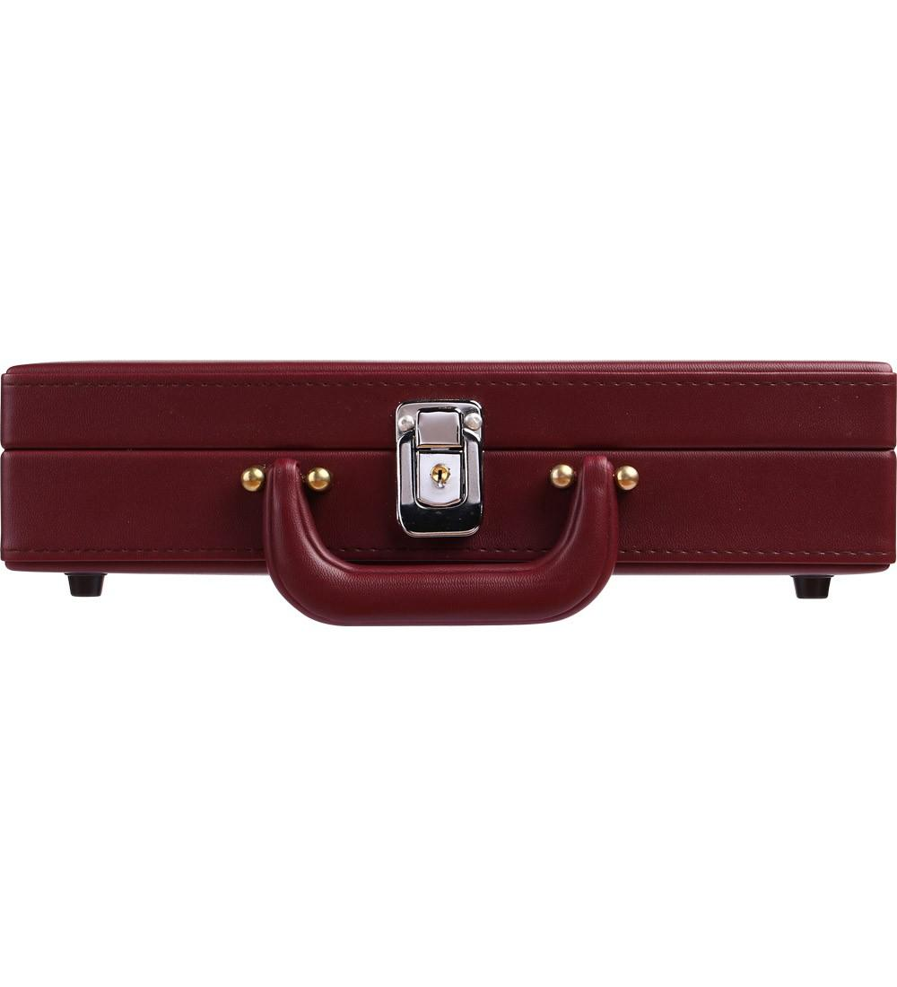 Ordinary Tari Case 36 Pcs Tari Capacity (maroon) By Jkd.