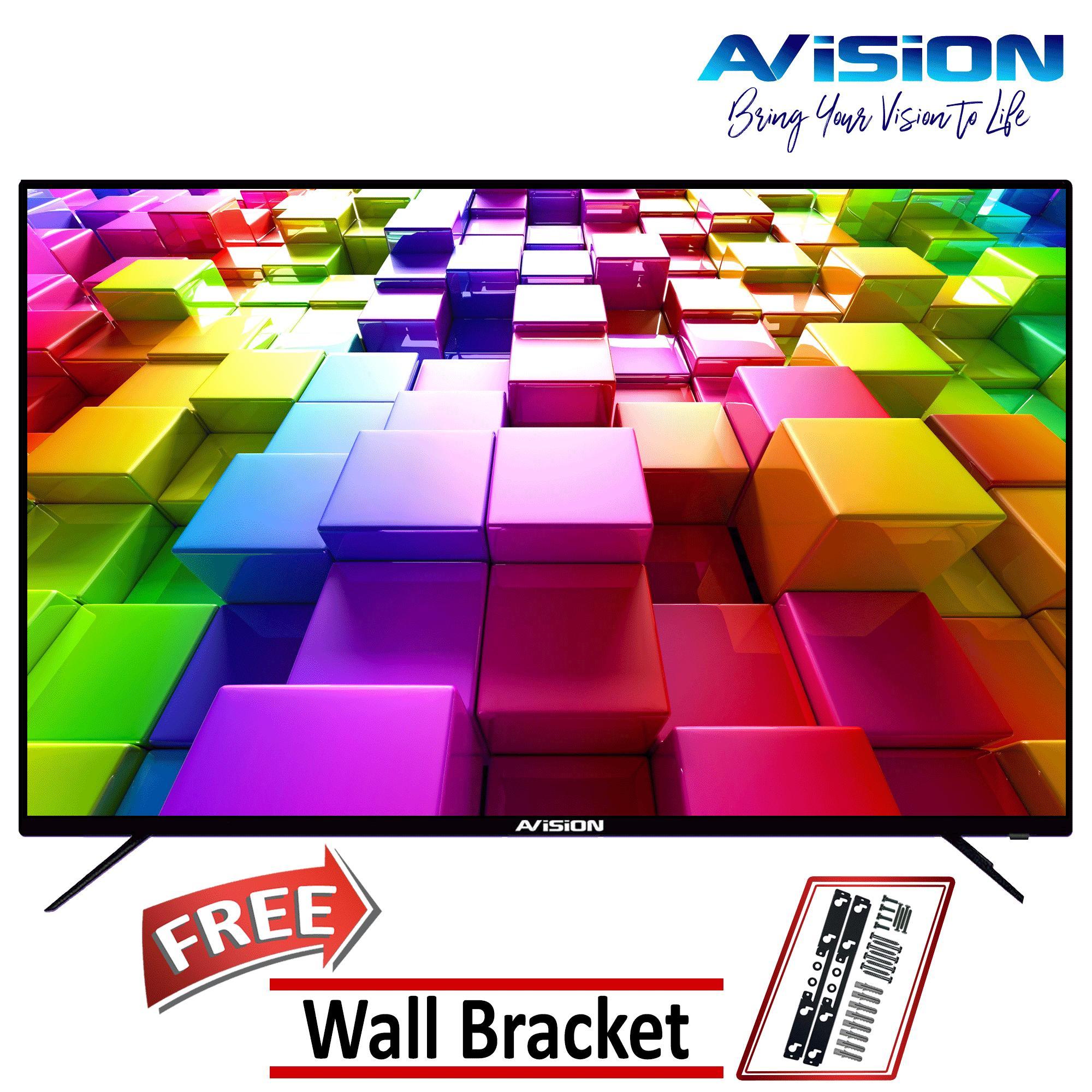 "Avision 55"" 4K Ultra HD Smart Digital LED TV 55K788U"