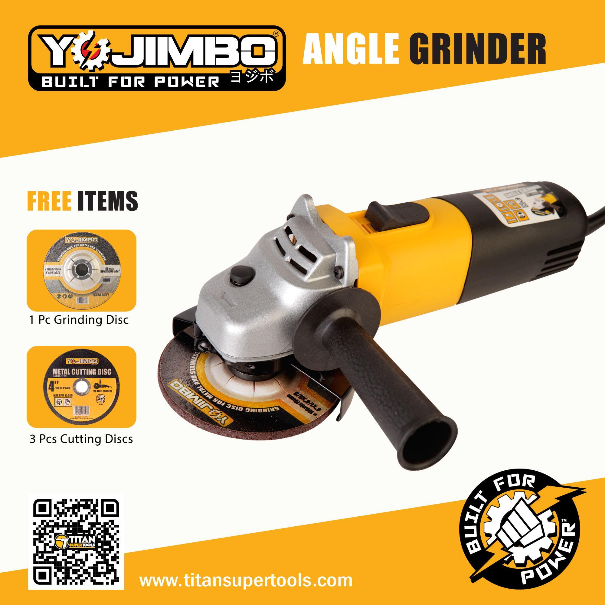 c78fa845e467 Yojimbo Angle Grinder 4