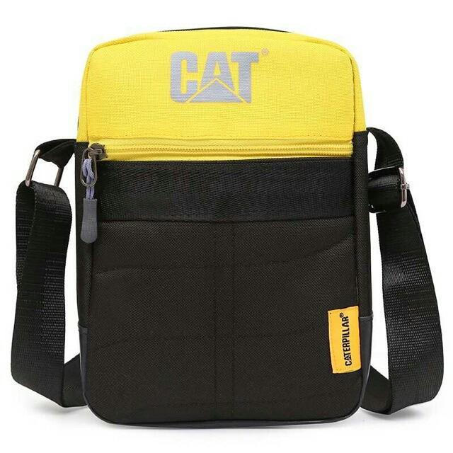 7306ec78dc CAT Slingbag. CAT Slingbag. ₱180.00. ₱499.00 -64%. Northern Mindanao  (Region X). EsoGoal Men s Shoulder Bag Vintage Leather Briefcase Messenger  ...