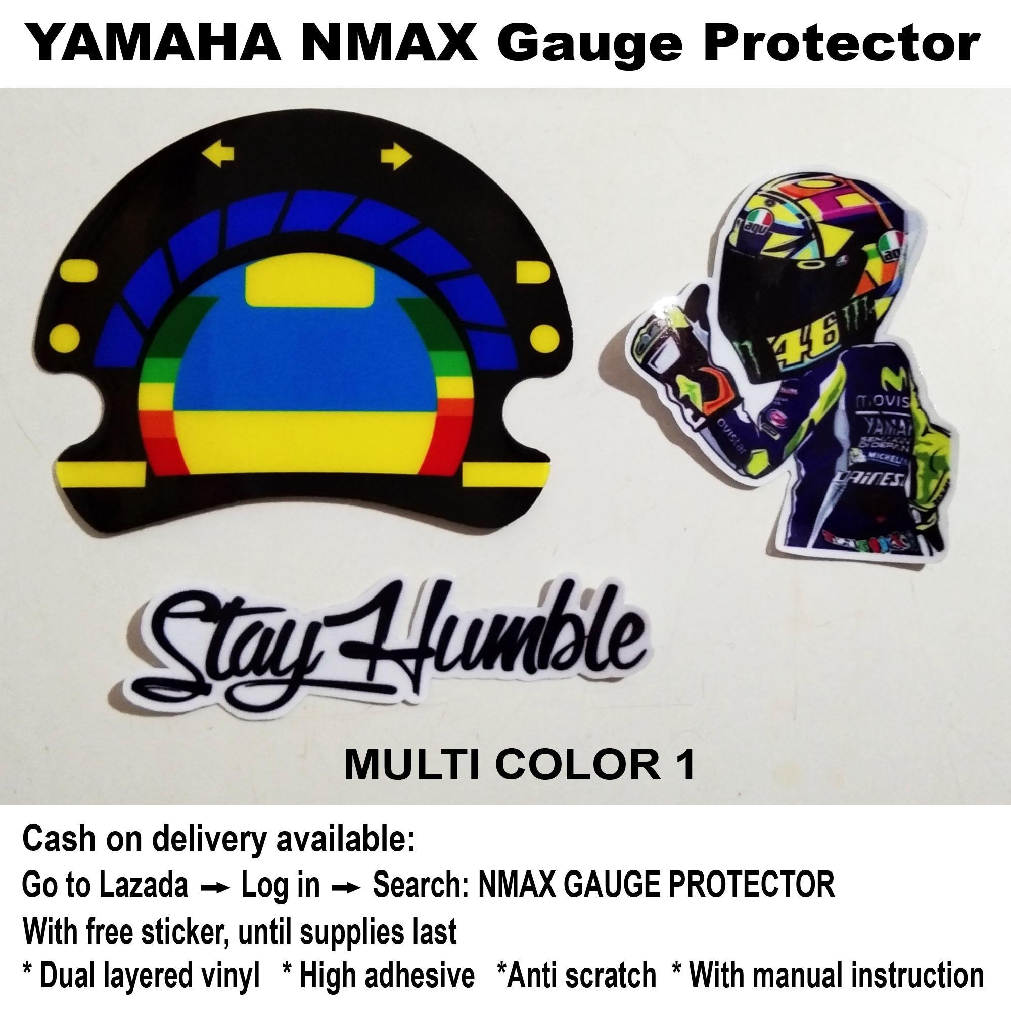 NMAX GAUGE PROTECTOR (MULTI COLOR 1)