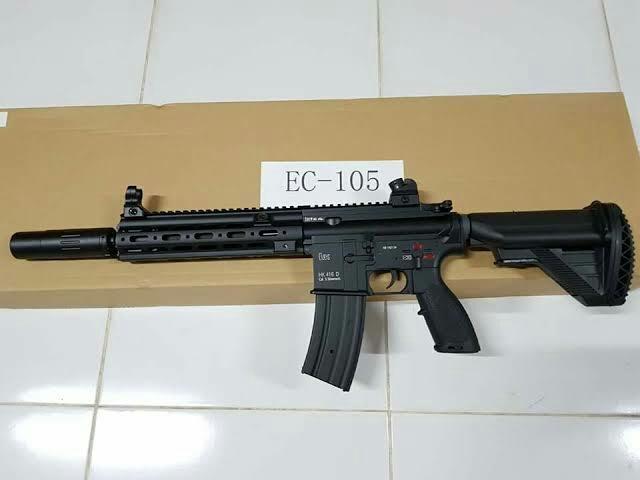 E&C 105 HK416 Version 5