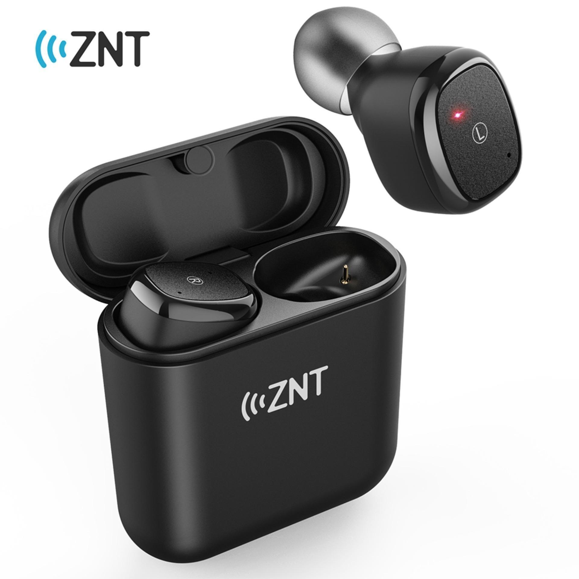 8d4c0f23daa ZNT D06-L True Wireless Earbuds with Bluetooth 5.0 and Hi-Fi Sound Quality