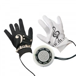 Educational Electronic Piano Gloves