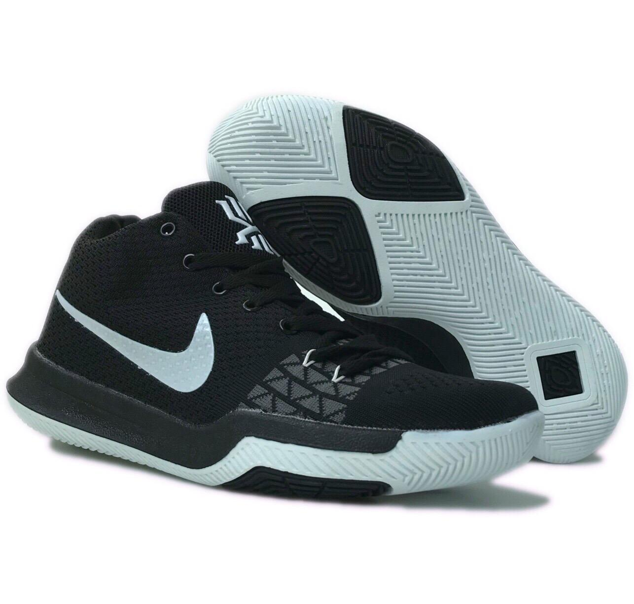 new product d8152 98ae7 Kyrie Irving 3 Basketball shoes for men sneakers Color Black White