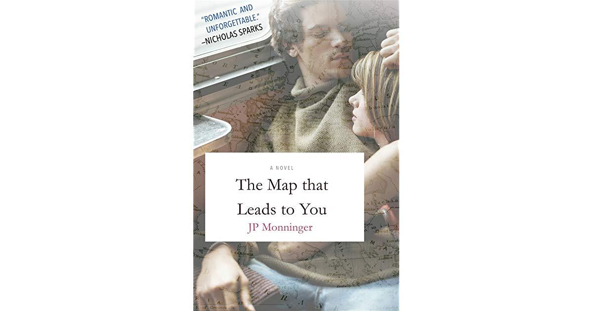 [Paperback] The Map That Leads to You - J.P. Monninger image