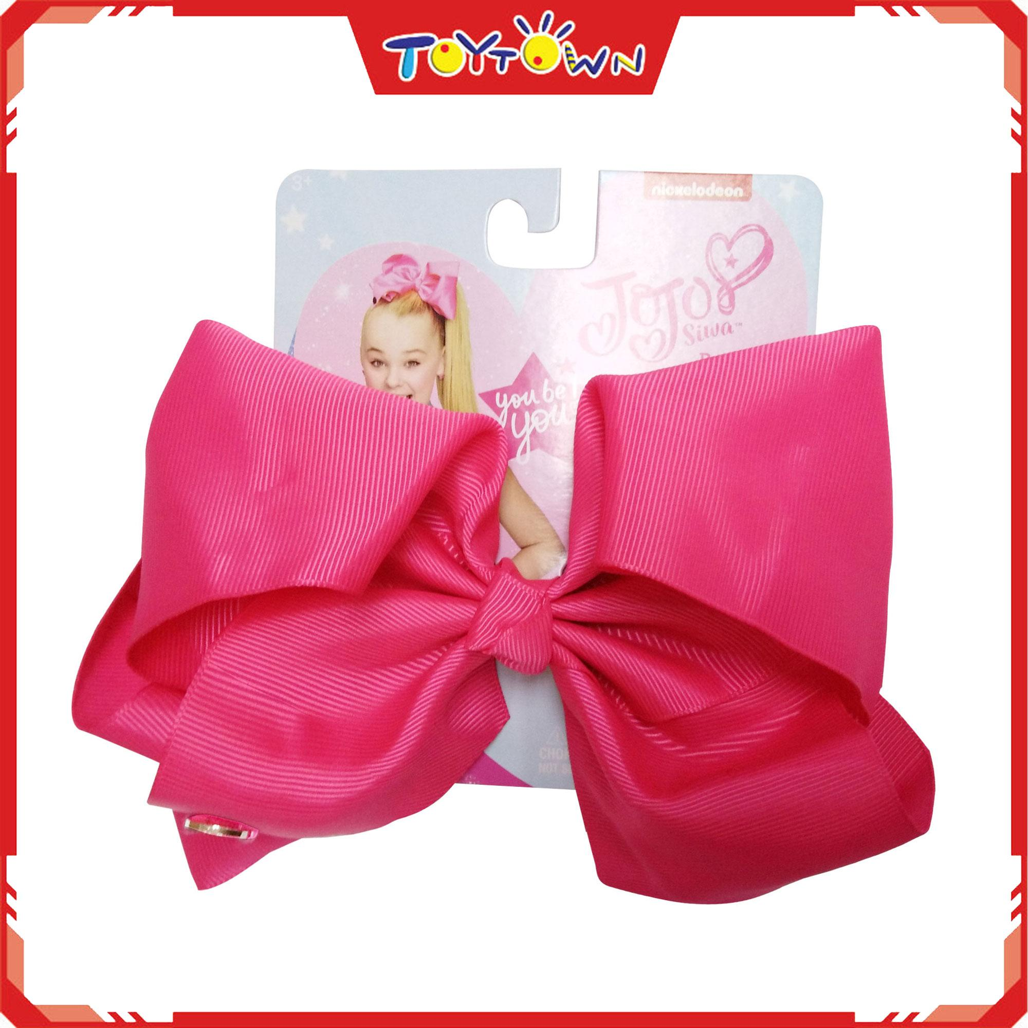 Jojo Siwa Hot Pink Basic Bow By Toytown 2.